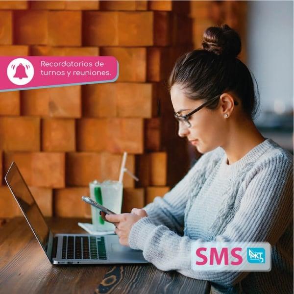 SMS MAsivos para Educacion