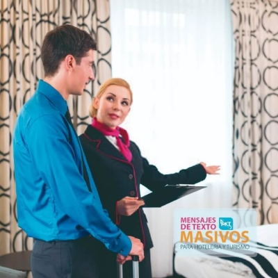 SMS Masivos para hoteleria turismo